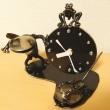 屑鉄工房さんの時計がやって来た