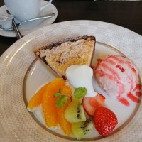 Italian  cafe  Belnetta@栃木県那須町