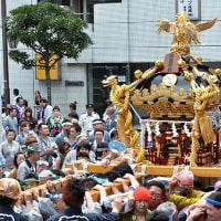 神社の例大祭