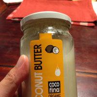 魅惑のココナッツバター