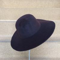 帽子コーディネート