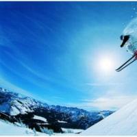 白い恋人 スキー用へ