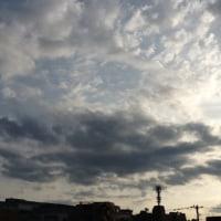 空がざわつく日もあるさ