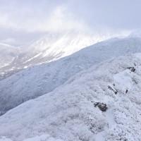 冬の沓掛山へ3・・・【いな】