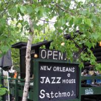 Jazz House Satchmo  サッチモへ行く