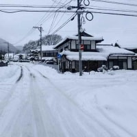 大雪の経過