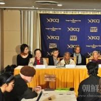慰安婦問題は日韓政府の合意で終わっているが