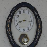 掛け時計の世代交代(2016年9月)