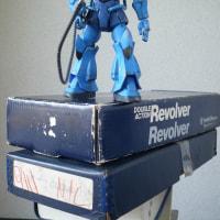 Smith & Wesson M49  Plastic Modelgun and Revover's Boxs