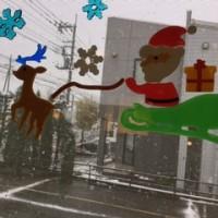 雪の降る日は^^b