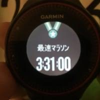 目指せサブ3.5!ど素人オヤジランナーの奮闘記@東京マラソン2016
