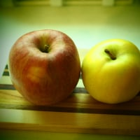 リンゴの季節。