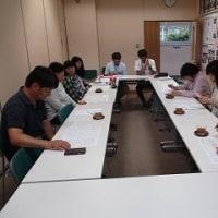 5/24 コミュニティ3部会・はぐくみ会議