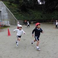 年長組☆体操教室・大掃除