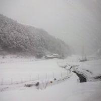 京丹後の大雪