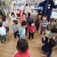 ぴんく・すみれ 2歳児 リトミック♪