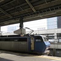EF65 2086 京成3000形 甲種輸送 (2017年2月19日 地元陸橋)