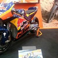 東京モーターサイクルショー開催中