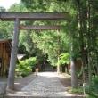 夏を旅する その6 ( 仁科神明宮 )