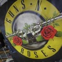 【池袋PARCO】GUNS N' ROSES来日記念ストア GUN'S SHOP & PGS SPECIAL STORE