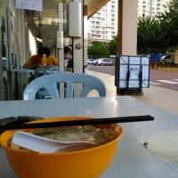 マレーシア留学 朝御飯とleave3class