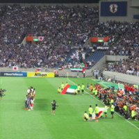 ワールドカップ最終予選 日本×UAE