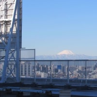 2017年2月13日 月曜日 富士山
