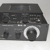 ミズホ SX-3, Pre Selector + AP-M1, Audio Processor
