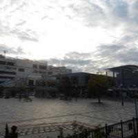 武田信玄公像(甲府駅前)