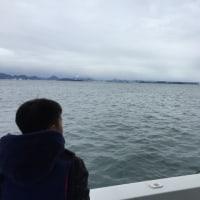 タチウオ釣りに来てます‼︎