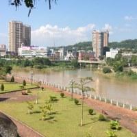 ベトナム最後の町 ラオカイ