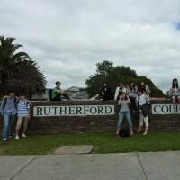 ニュージーランド海外研修帰国報告会の風景