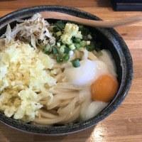 田りた麺乃助-たぬきぶっかけうどん