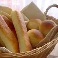 スパイシーグリルチキン と 最近のパン