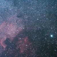 白鳥座 北アメリカ星雲