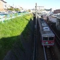 神戸電鉄西鈴蘭台駅の・・・あたり