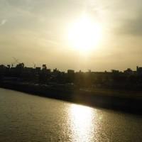 1158 「夙川の茶の湯、羽田の夕暮れ」