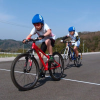20170416 さくらおろち湖サイクルロードレース