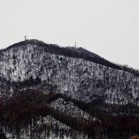 2017.03.21 AM 08:18 藻岩山・平和の塔・手稲山・円山・三角山