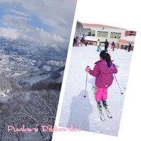 始めてのスキー