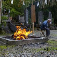 火を渡る大祭