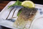 鯖を酢でしめると、「生寿司(きずし)」 ~レシピ付き~