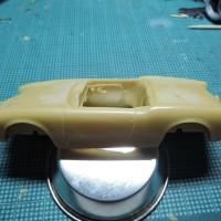 1/43 TRON Alfa Romeo giulia 1964 筋彫り