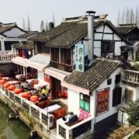上海の郊外へ