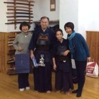 日本人師匠来たる