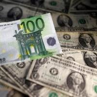 ECBハト派決定でユーロ続落、ドル115円半ばに迫る=NY市場