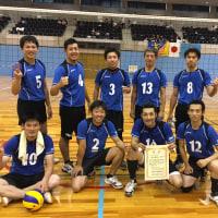 第70回 大阪府総合体育大会泉南地区大会バレーボールの部