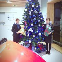 クリスマス★