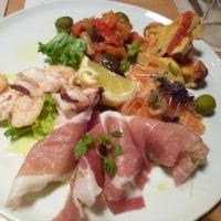 La Sofia で会食