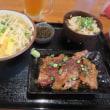 沖縄旅行1日目~かめぜん食堂で晩御飯~